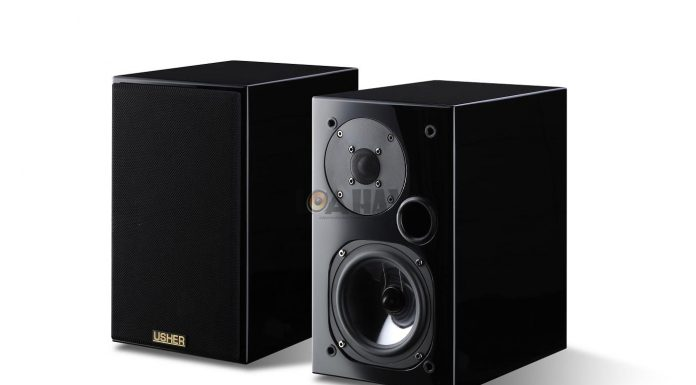 loa usher audio s 520 black