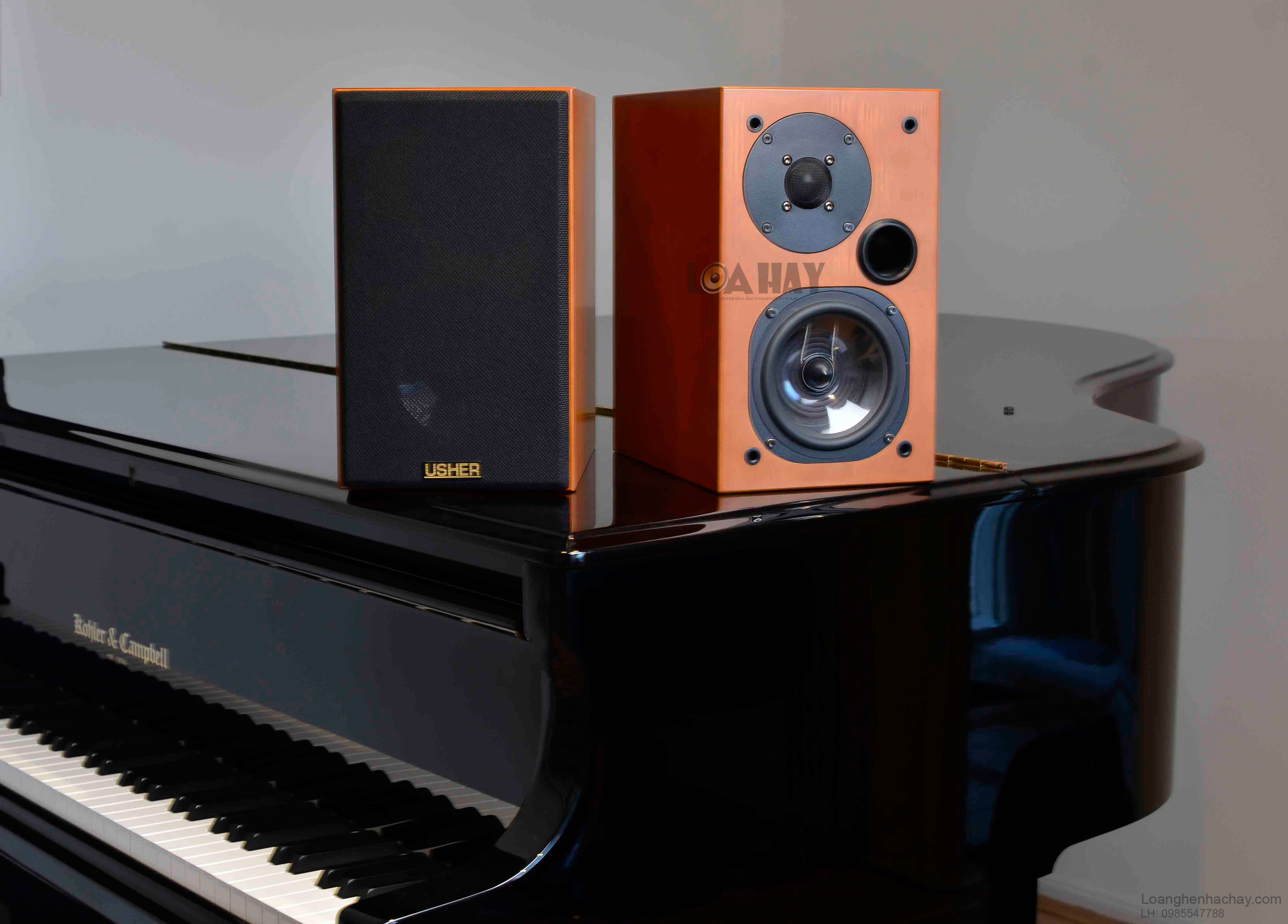 loa usher audio s 520 nau