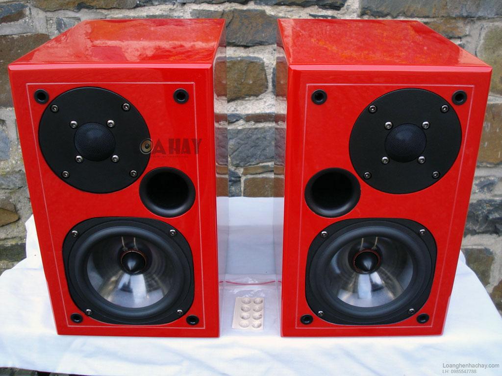 loa usher audio s 520 red