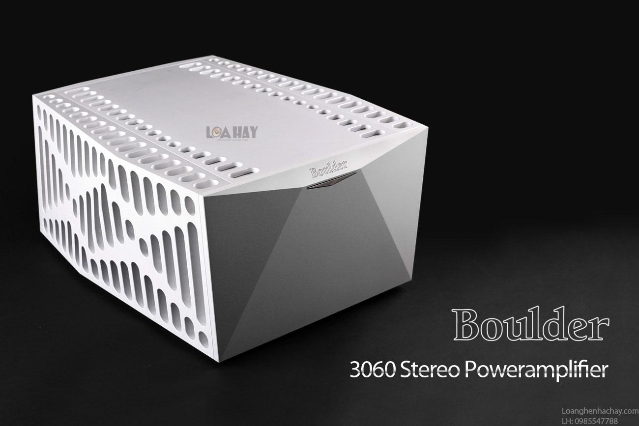 Power ampli Boulder 3060 Stereo dep