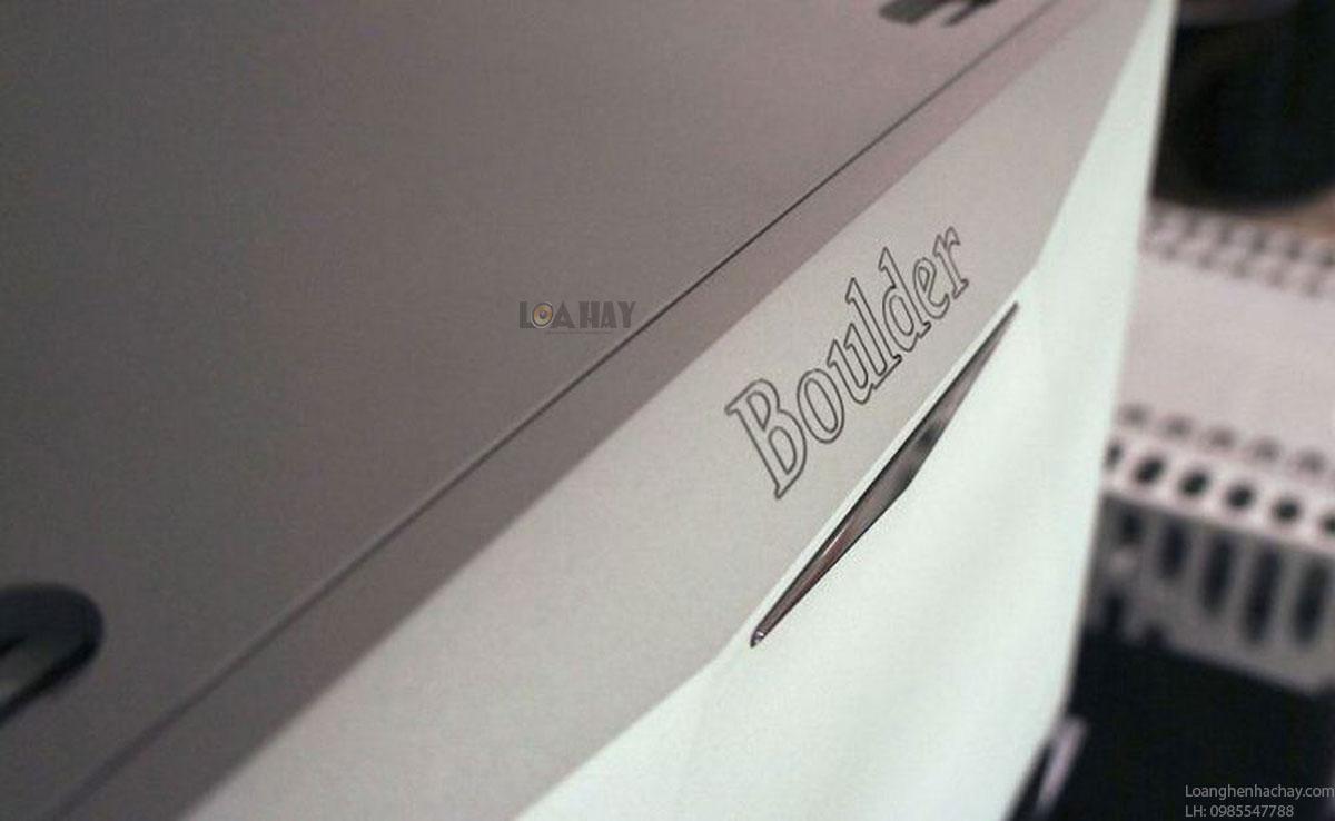 Power ampli Boulder 3060 Stereo logo