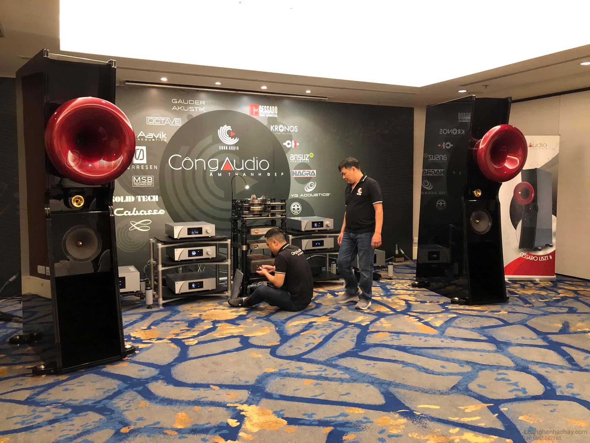 cong audio