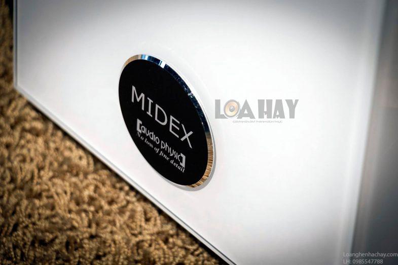 loa audio physic midex logo