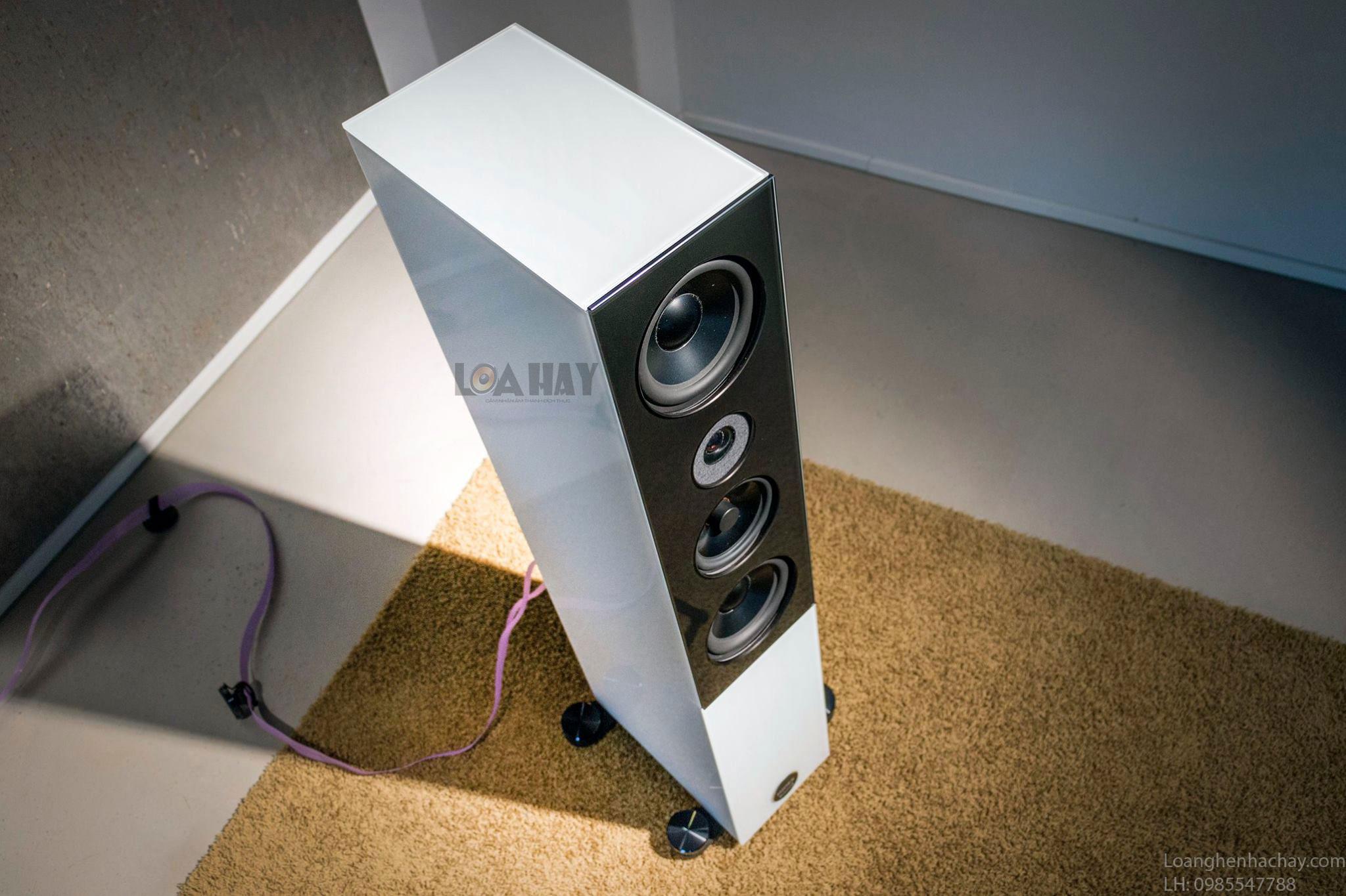 loa audio physic midex white