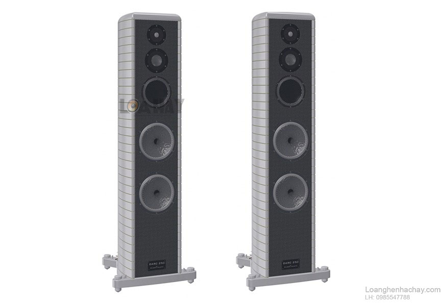 loa gauder akustik darc 250