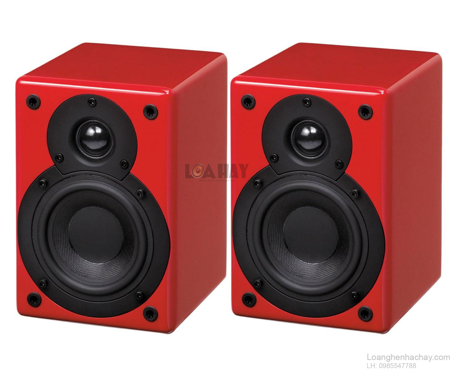 loa scansonic s3 bt red