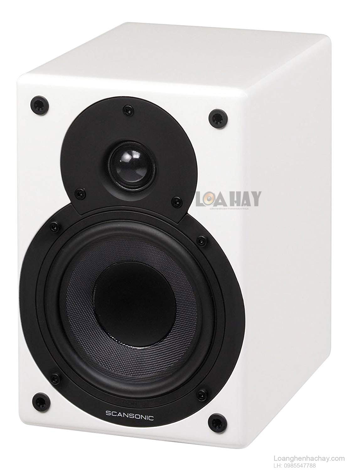 loa scansonic s3 bt white