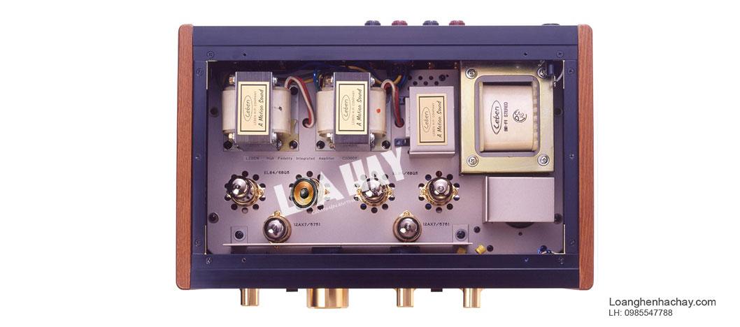Ampli Leben CS-300XS ben trong