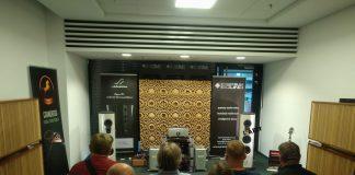 AudioSolutions cùng Shanling va Line Magnetic