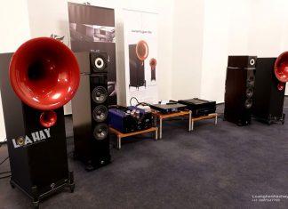 loa ken Avantgarde UNO XD va ampli den Viva Audio Solista MKIII