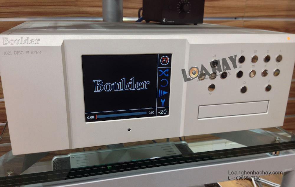 đầu CD Boulder 1021 Network DISC Player