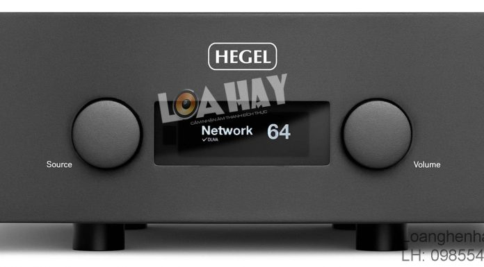 ampli hegel h590