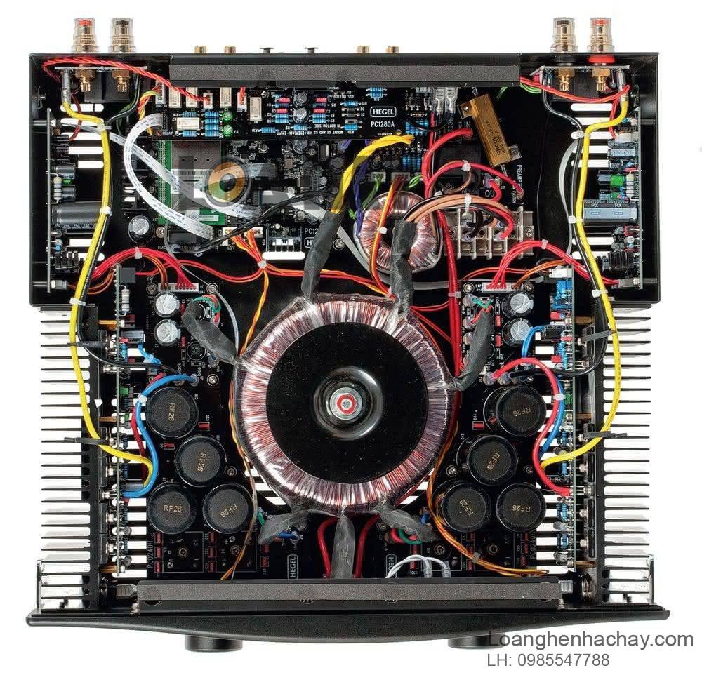 ampli hegel h360 chi tiet