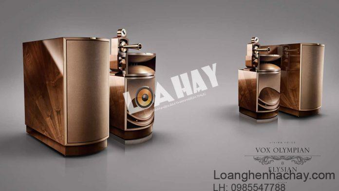 loa living voice vox olympian