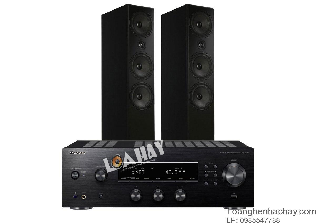 loa pylon audio opal30 ghep