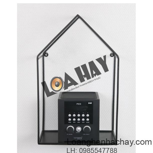 Radio Tangent PICO DAC+MATT hay