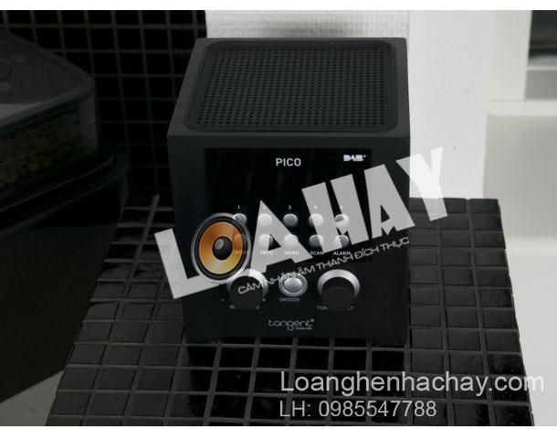 Radio Tangent PICO DAC+MATT