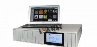 bo giai ma DAC netwwork metronome DSC1 hay