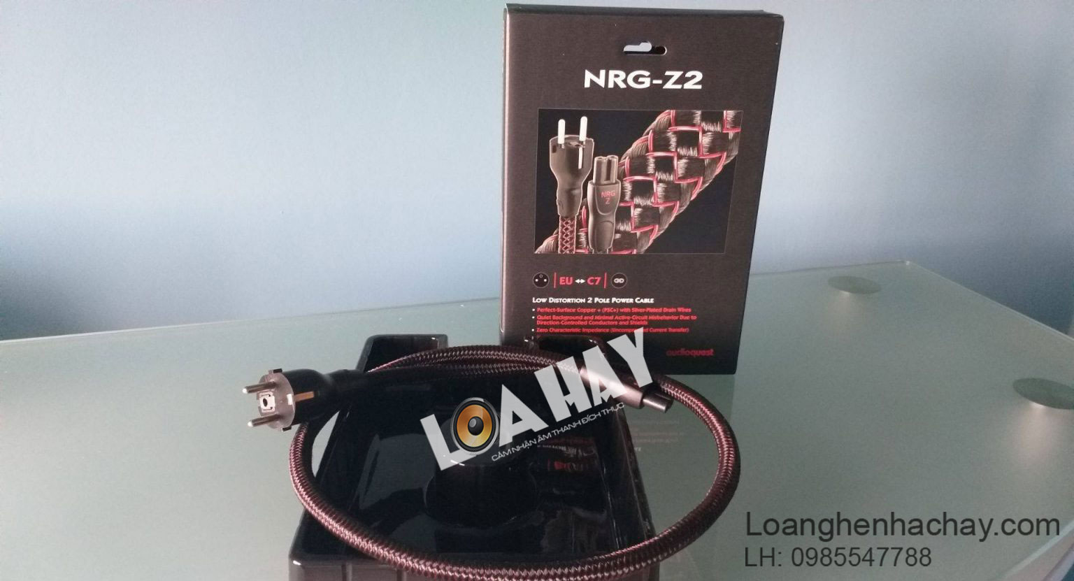 day nguon audioquest nrg z2 dep