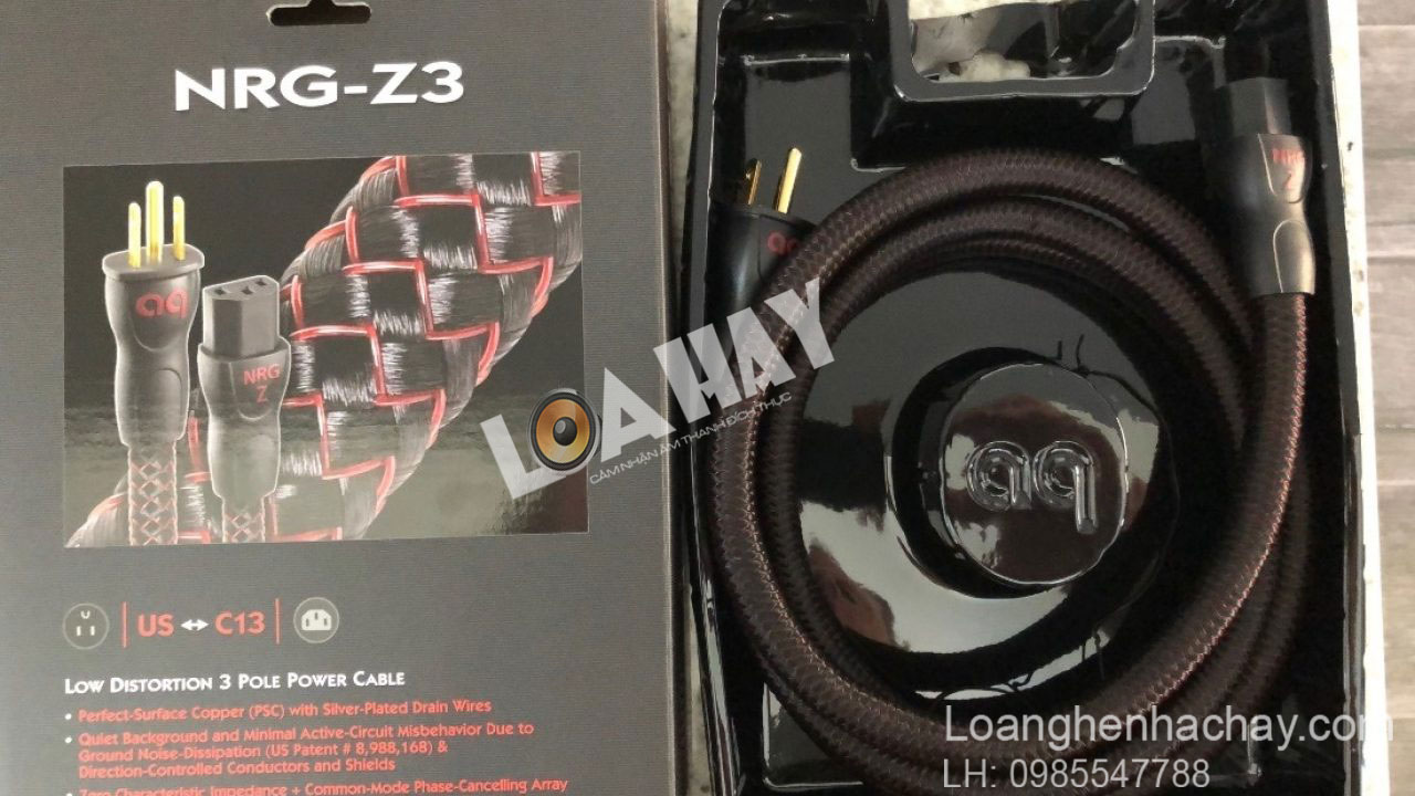 day nguon audioquest nrg z3 can canh