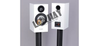 loa pylon audio pearl monitor