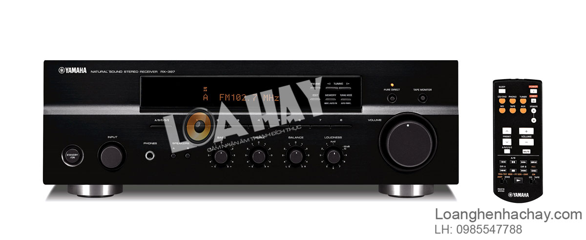 ampli yamaha rx-397