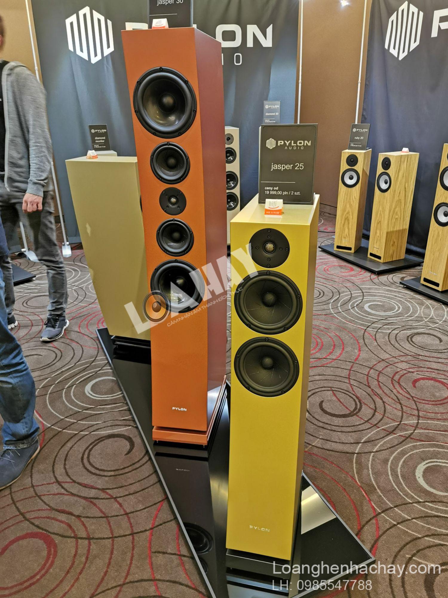 loa pylon audio jasper 30 chat