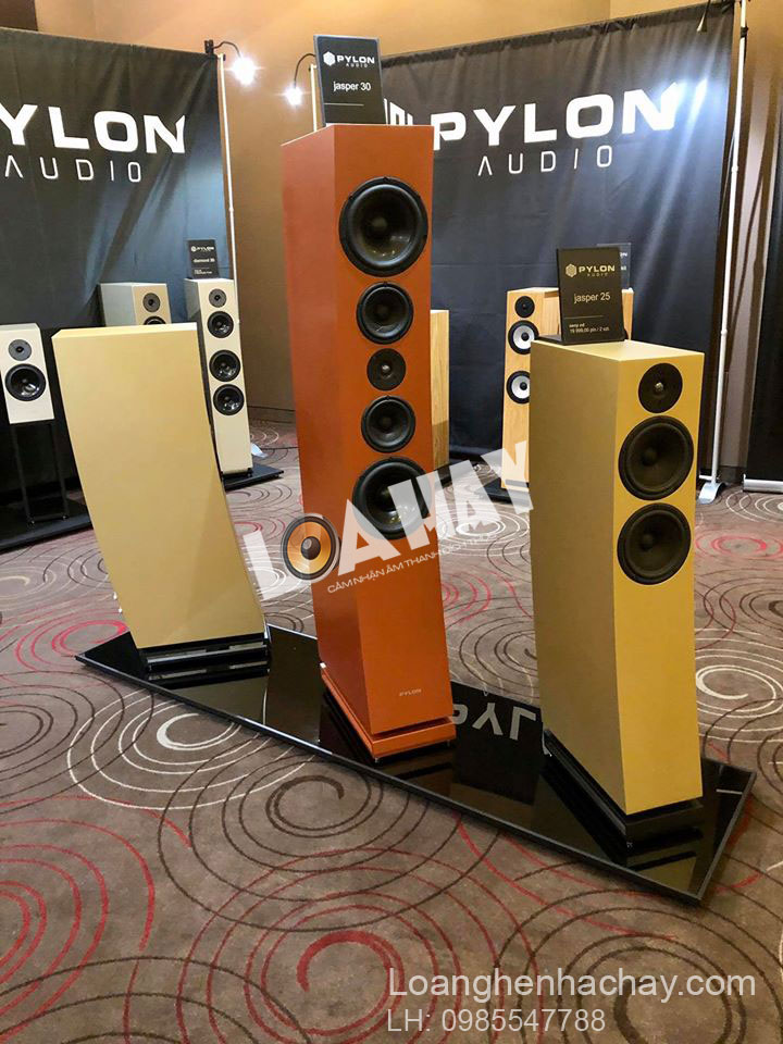loa pylon audio jasper 30 chat