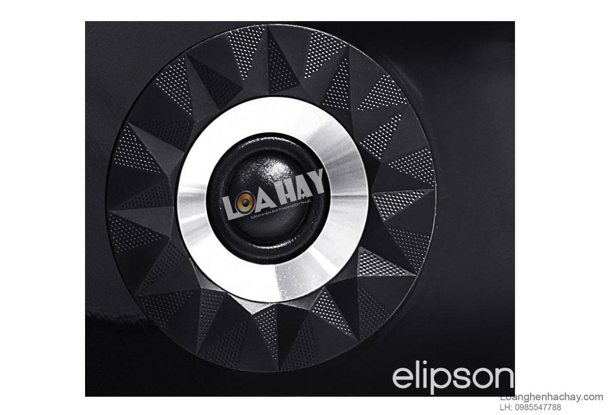 loa elipson prestige facet 6b black