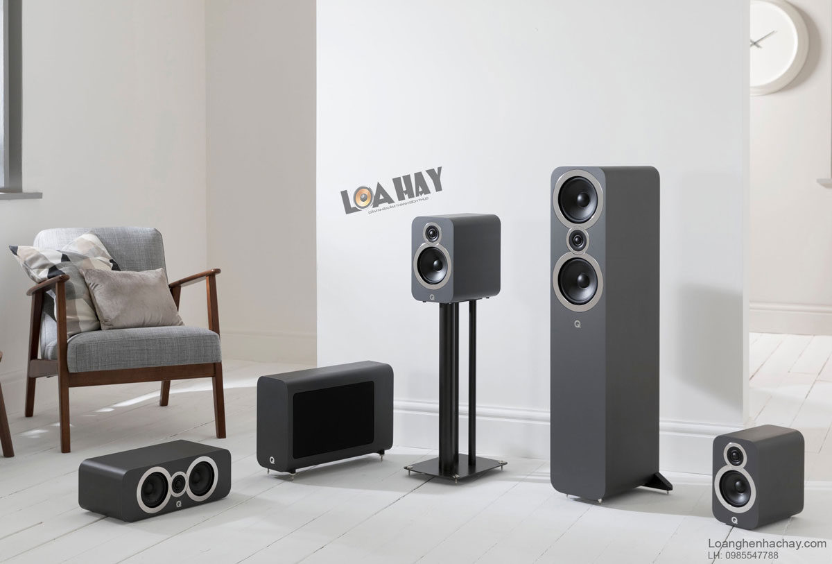 bo loa q acoustic 3050i 5.1 cinema pack