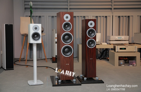 loa AudioSolutions Overture O203F dep