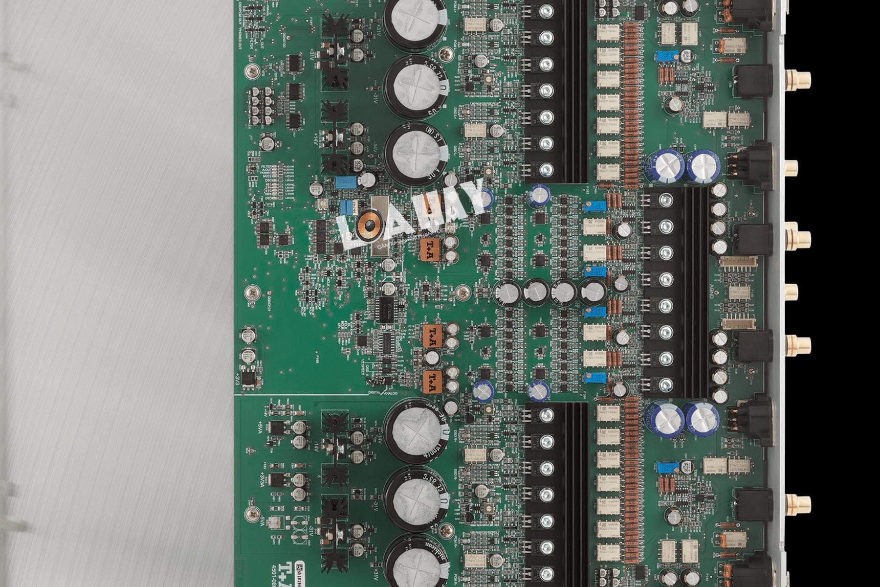 TA SDV 3100 HV dep