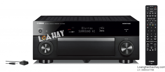ampli Yamaha RX A1080 bo