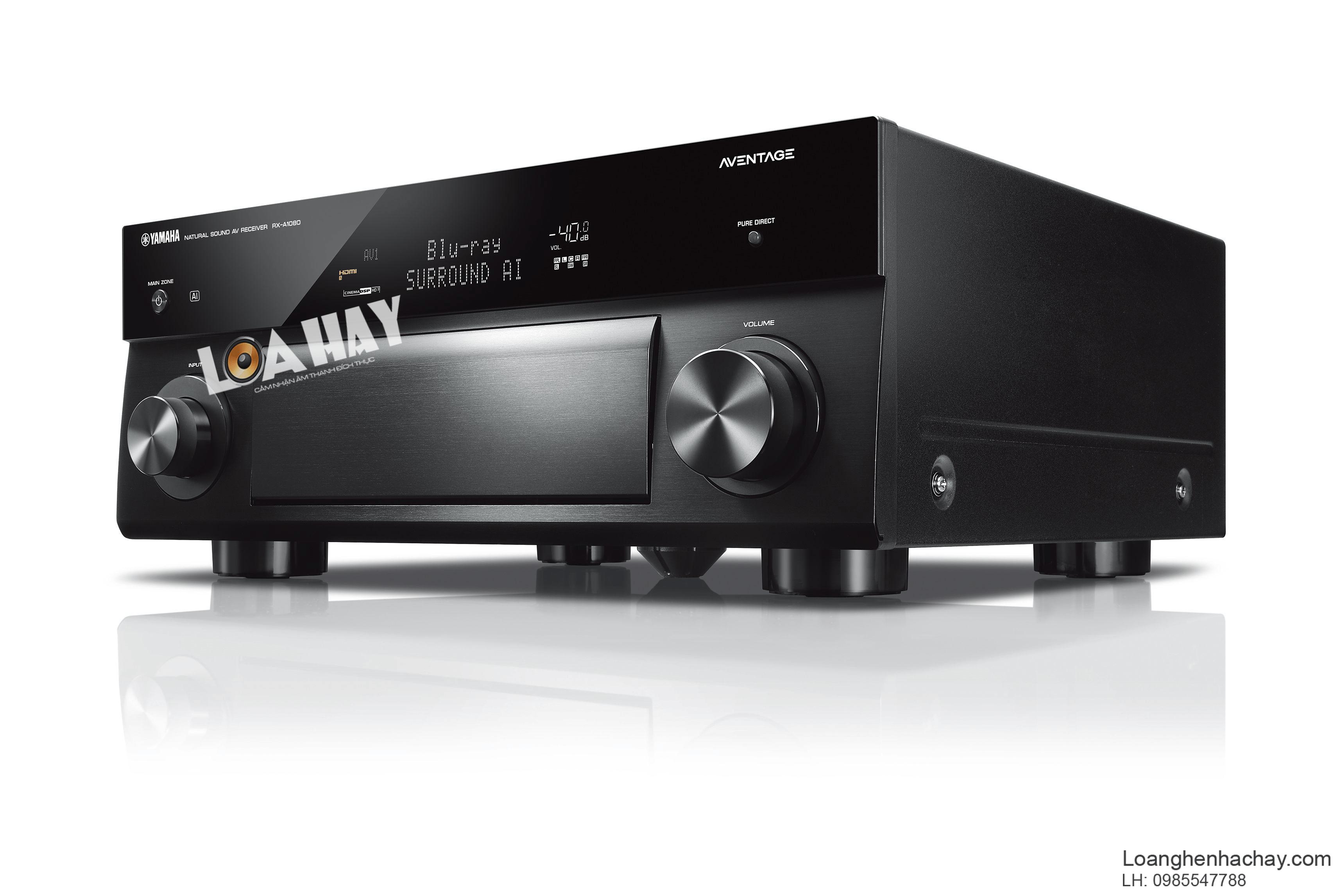 ampli Yamaha RX A1080