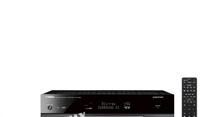 ampli Yamaha RX A2080