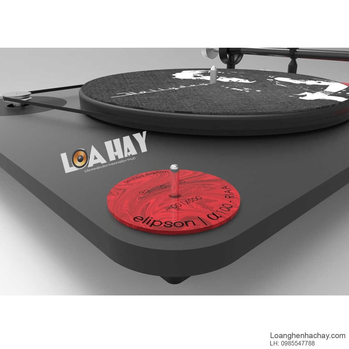 dau Alpha 100 RIAA BT Johnny can