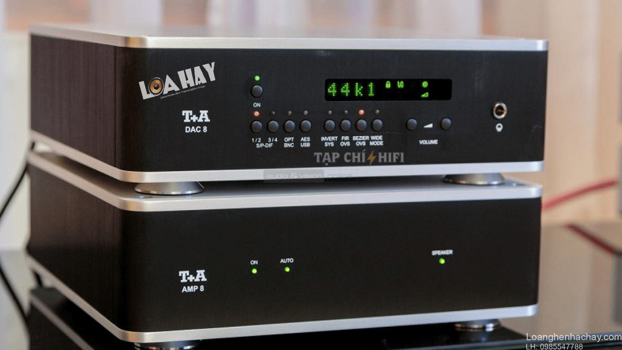 power TA AMP 8 doi