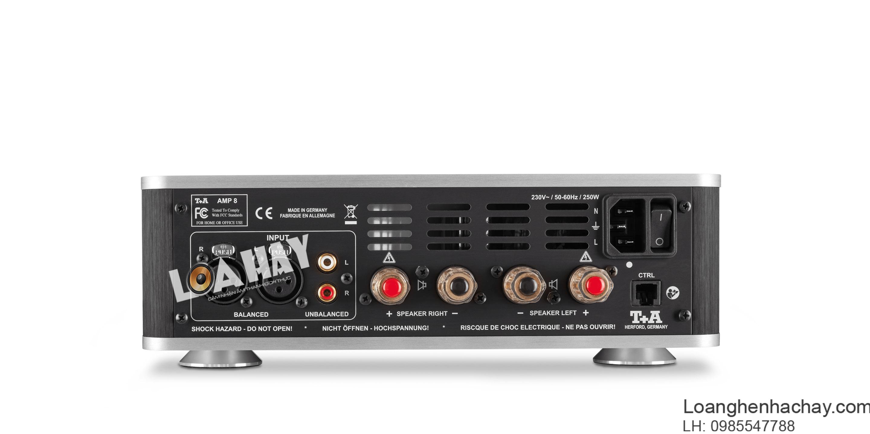 power TA AMP 8 sau