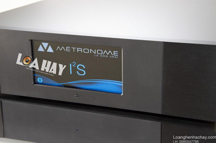 DAC Metronome cAQWO can