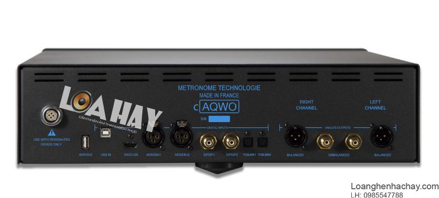 DAC Metronome cAQWO sau