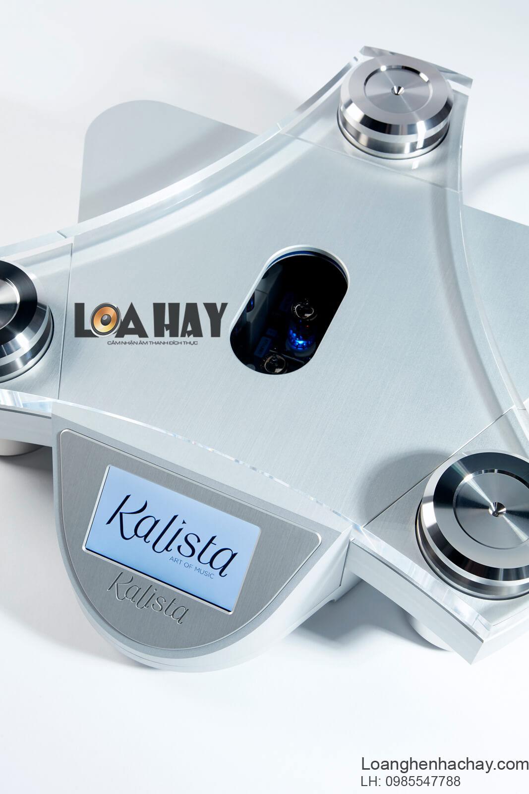 Kalista DreamPlay DAC tren