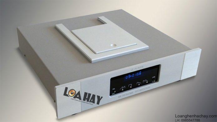 dau CD Metronome Le Player2 tren