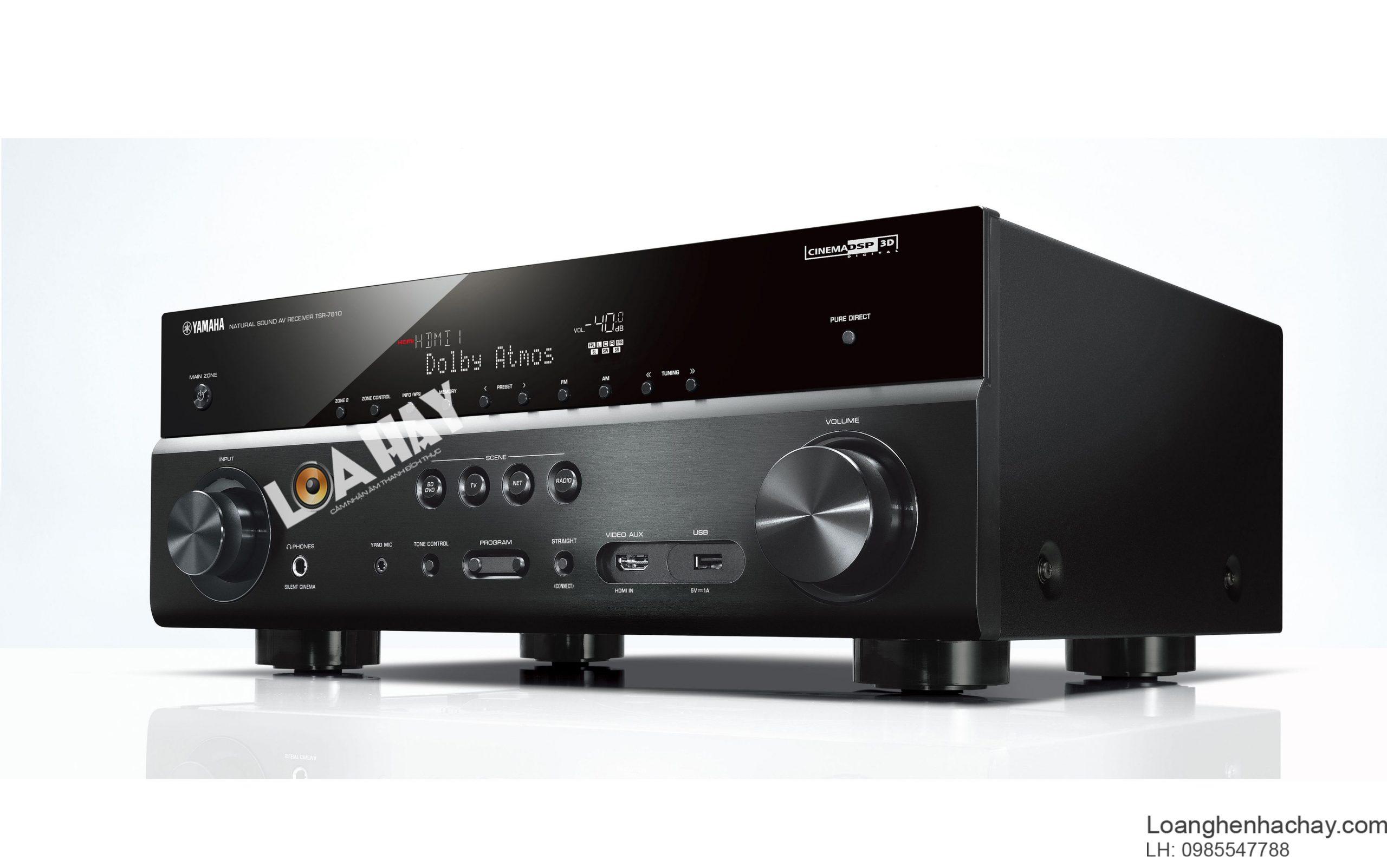Yamaha TSR 7810 cheo